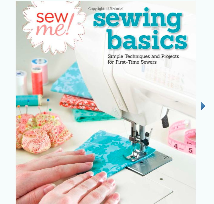 sewing basics book
