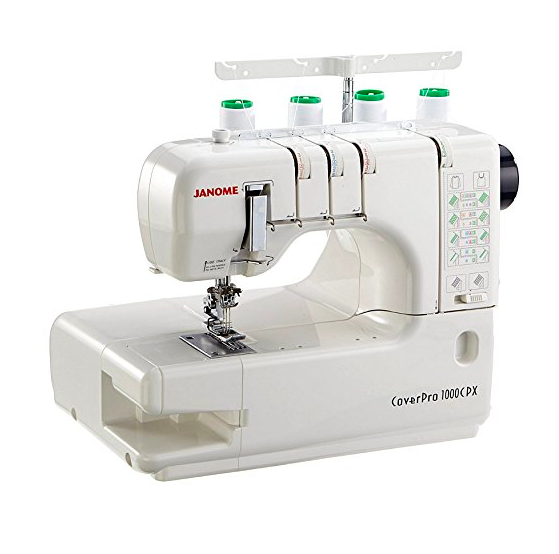 Janome Cover Pro Cover Stitch Sewing Machine