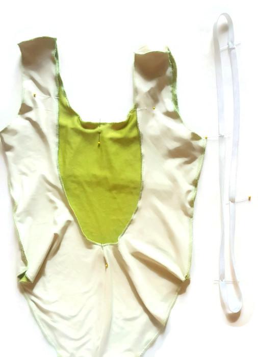 como coser elasticos sin overlock remalladora