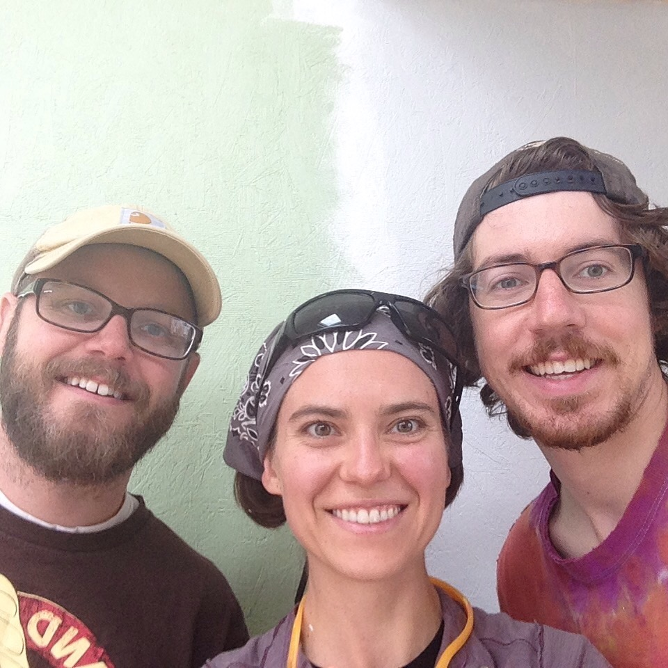Day 22 Team Selfie