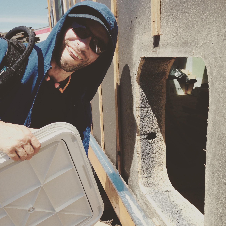 Isha & Access Hatch Dry Fit