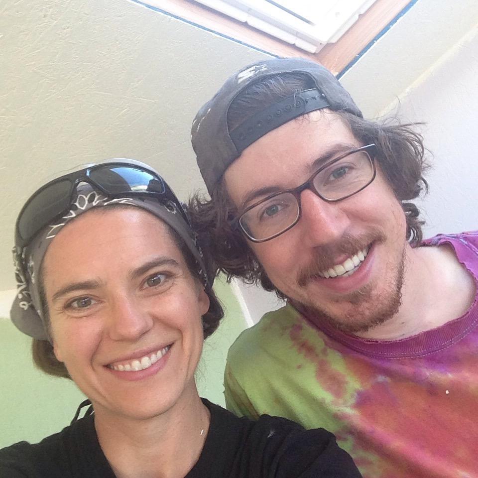Lina & Chris & Paint