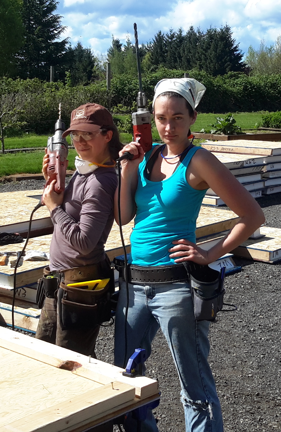 Ready to get skilled up? Take a workshop so you have a right-hand woman to help you get started.