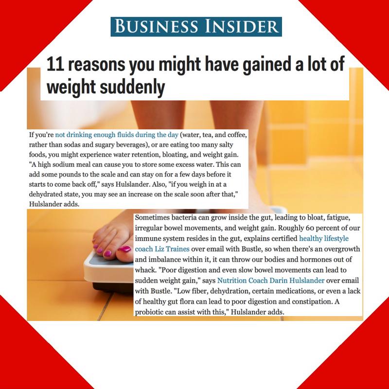 October 5th, 2016 - Business Insider Placement for Darin Hulslander