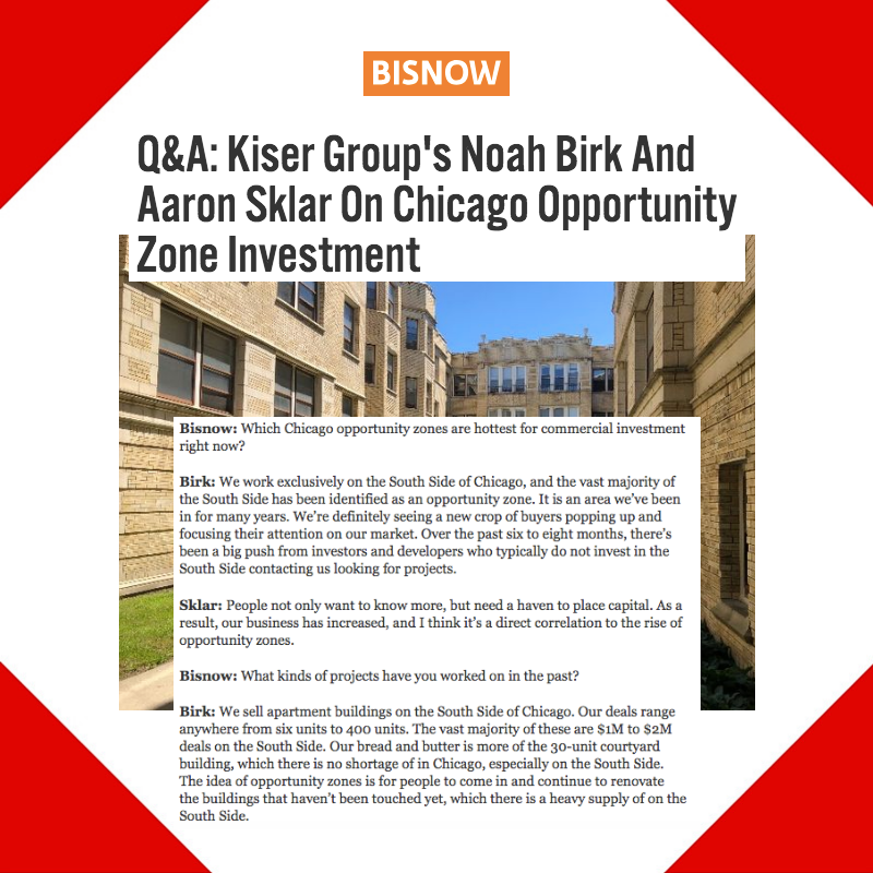 Sponsored Article for Kiser Group