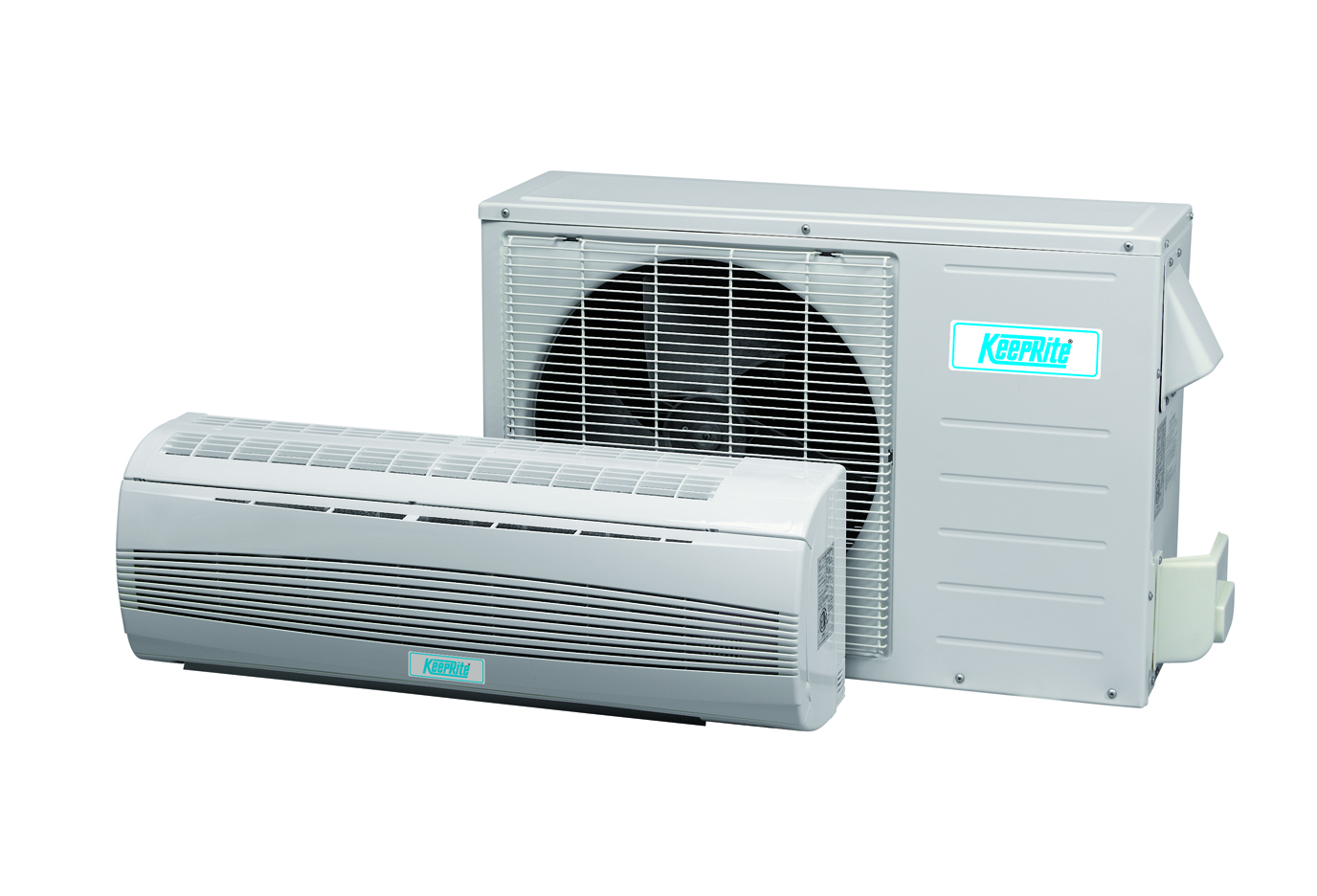 No Ductwork? No Problem! Ductless Split Air Conditioners Available.