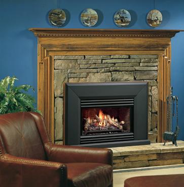 Kingsman VFI25/VFI30 Fireplace Insert