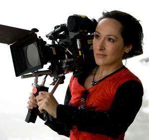 Boryana Alexandrova    Cinematographer   Boryana Alexandrova is a Bulgarian photographer and cinematographer based in New York. Her work is often about the in-between , slightly outside, and always moving. The blend of a European aesthetic and an American work ethic, Alexandrova's cinematography is a diverse combination of ingredients. Having spent her formative years traveling and growing her eye in her father's graphic art studio, she ventured to New York City in order to study Cinematography. After earning her degree, her style and skill set evolved through the practical training leading her to build a diverse body of experience in all areas of production, Since then, her work has aired on most major US networks and internationally.  She is known for her collaborative, project   centric approach and her unique vision. A firm believer in the distinctive nature of each project, she brings her background and eclectic exposure to cinema into carving out its hybrid yet cohesive style. She is currently embarking on her first large multi-media road project, which will keep her State-side and wide-eyed for the foreseeable future.