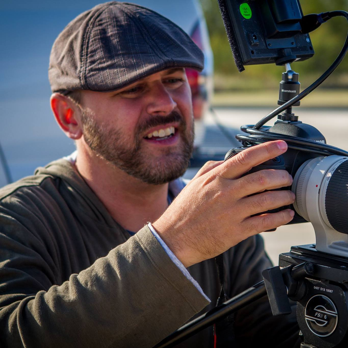 Shawn Bell   Cinematographer/ Co Producer  - H.O.M.E.  - Various