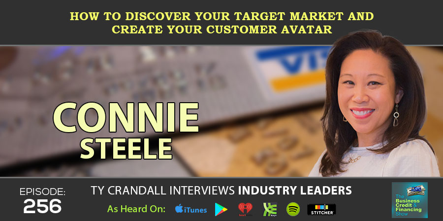 Connie Steele: How to Discover Your Target Market and Create Your Customer Avatar