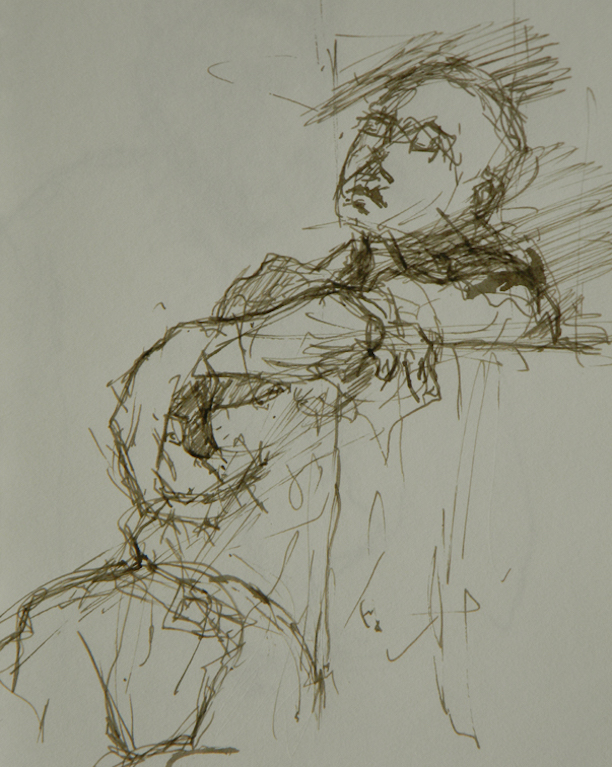 ubway Sketch#24