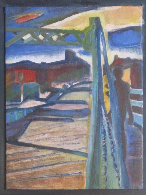 Crossing the Bridge sold