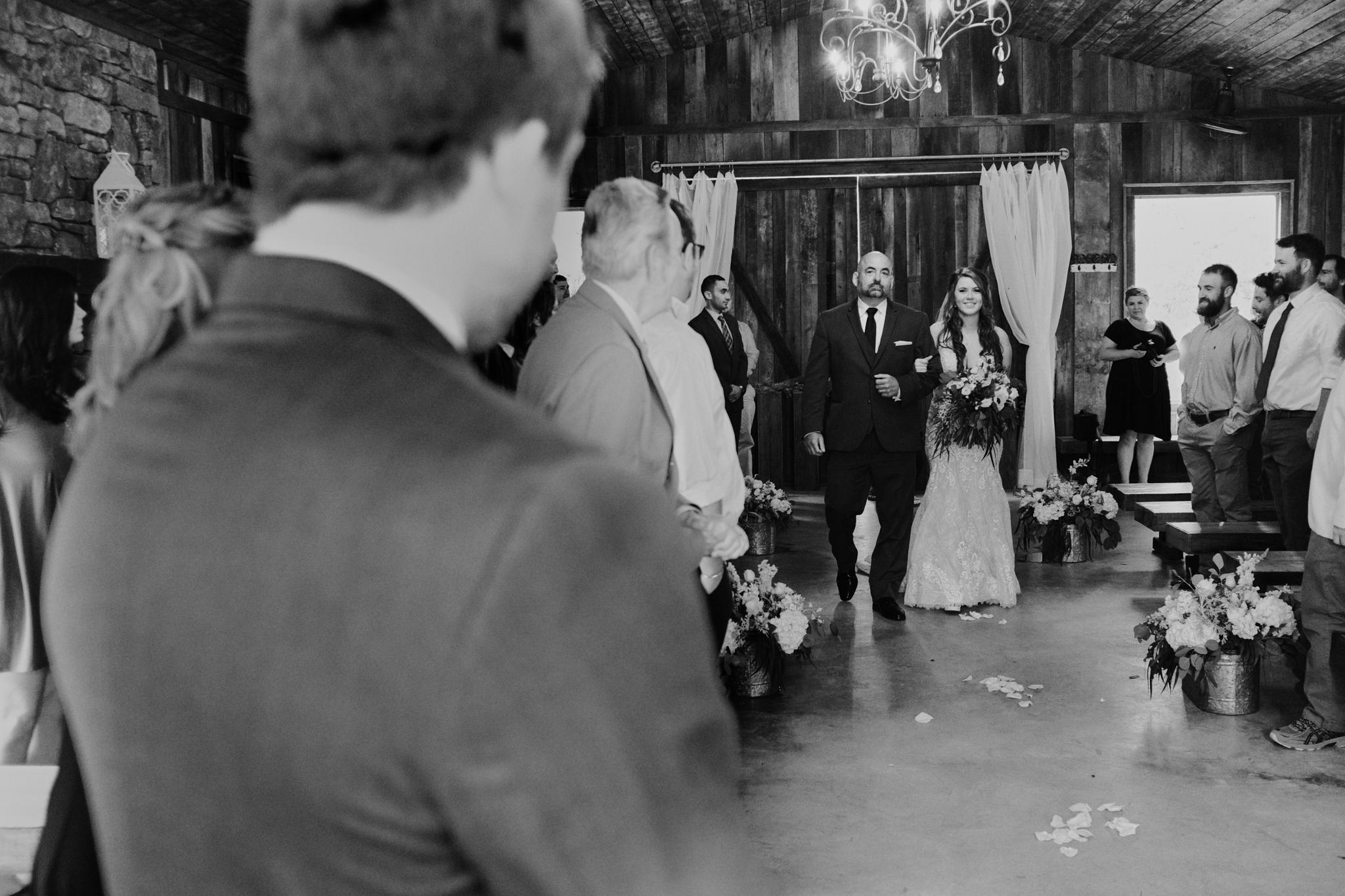 Hiawassee River Wedding