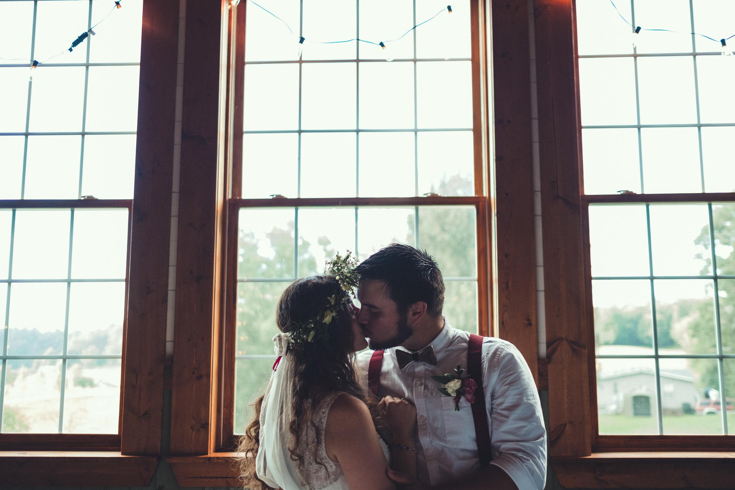 First kiss at Choestoe