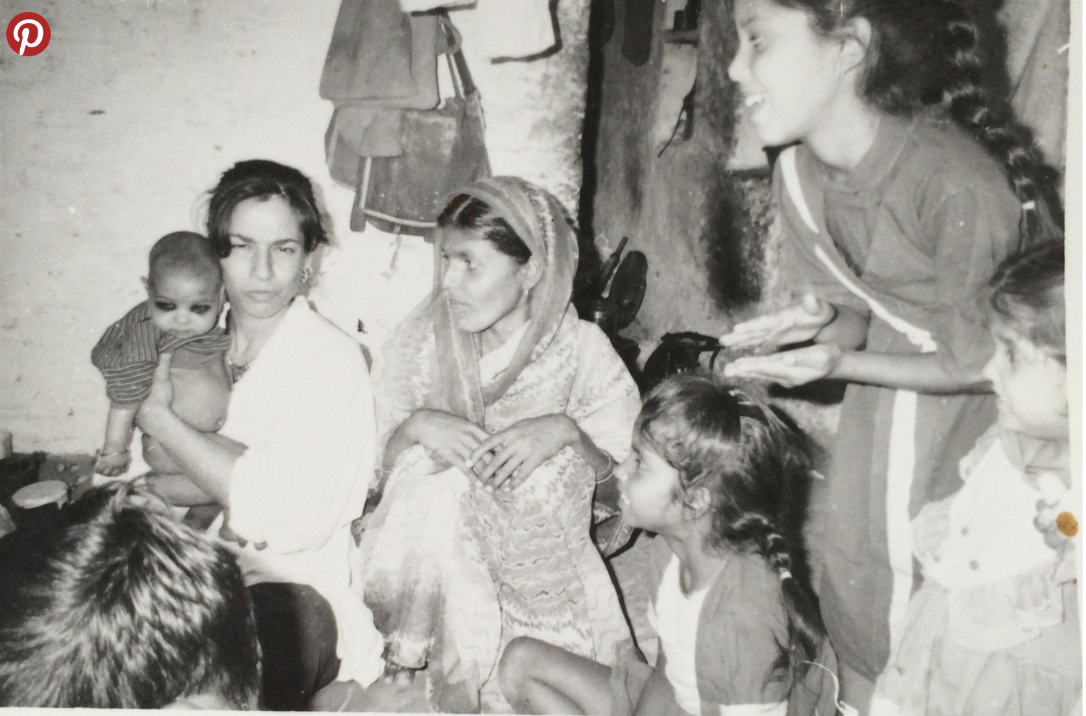 This is me with a family of toymakers I studied with in India for a year as a young lass. Want to know more? Call me!