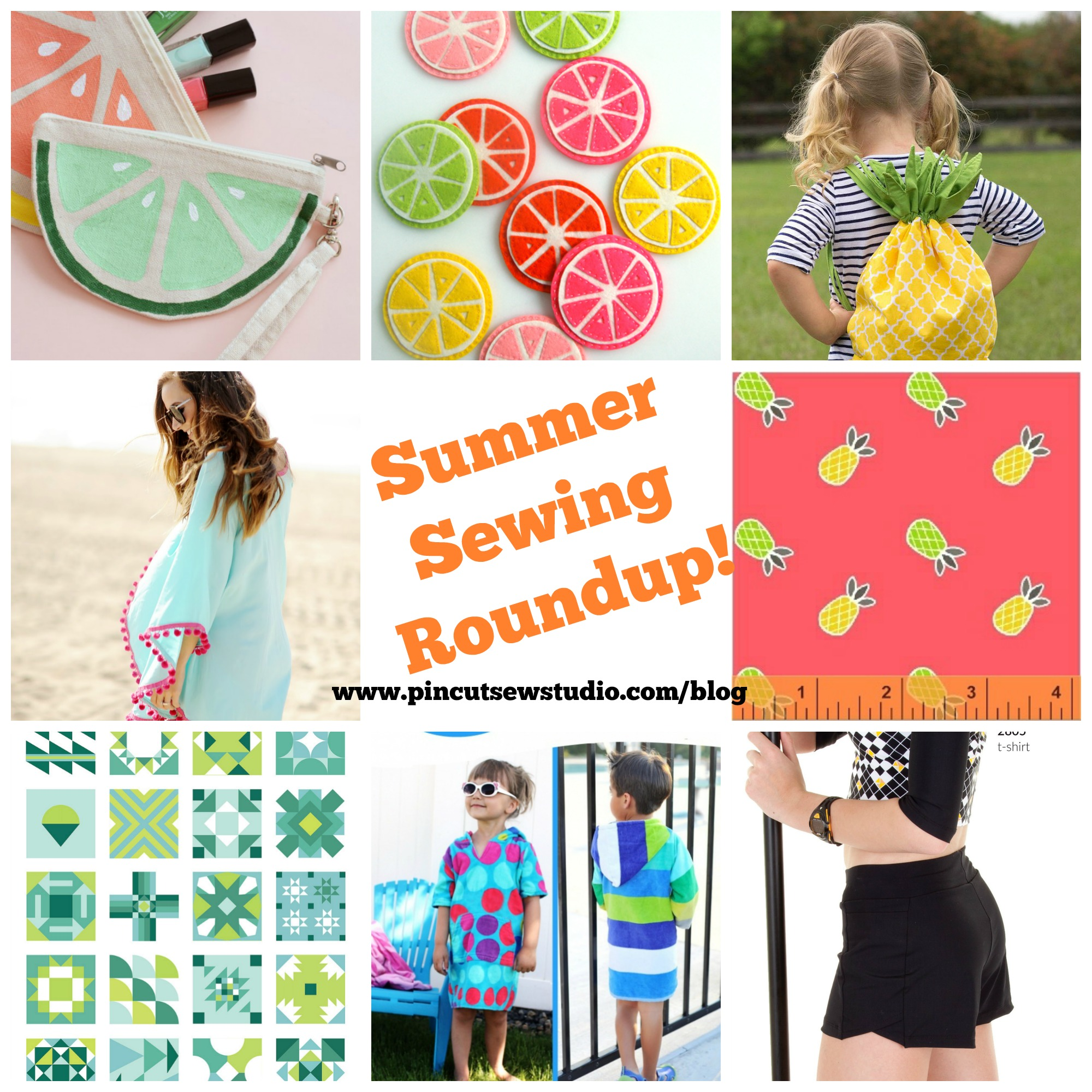 Summer Sewing
