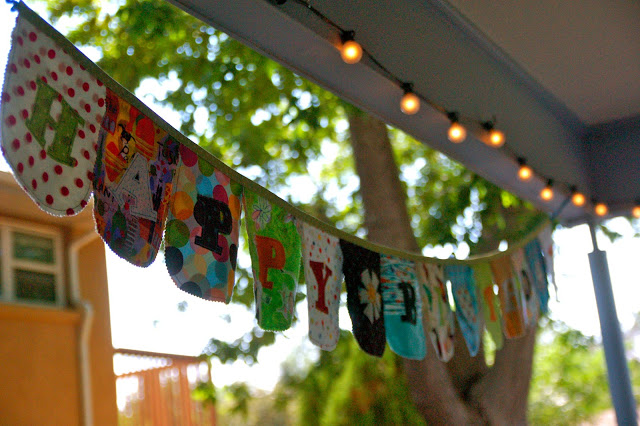 How to sew a birthday banner! | Pin, Cut, Sew Studio