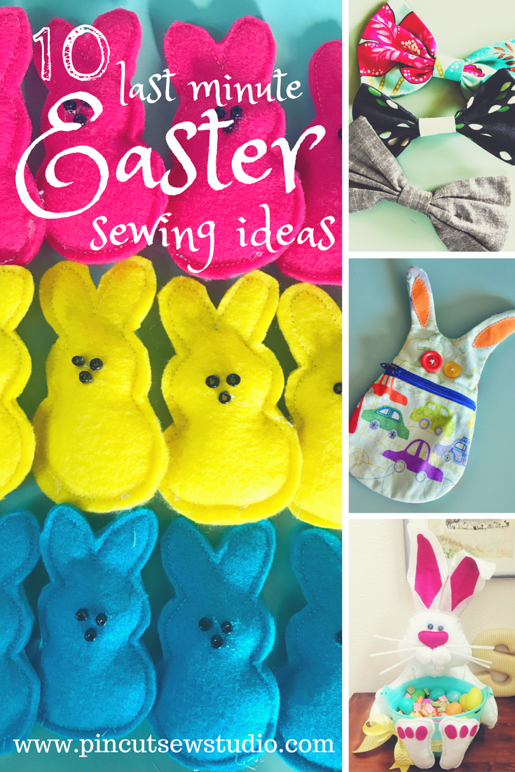Easter sewing ideas