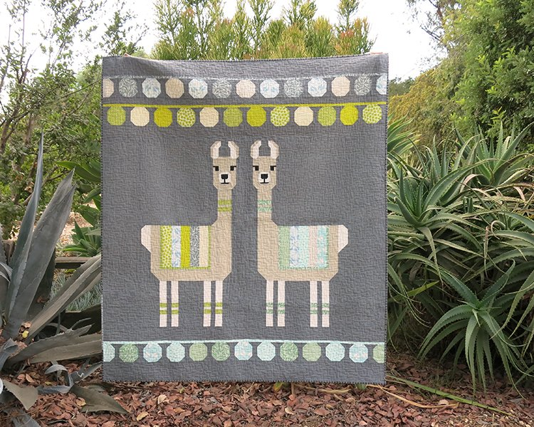 Lloyd and Lola Quilt Pattern