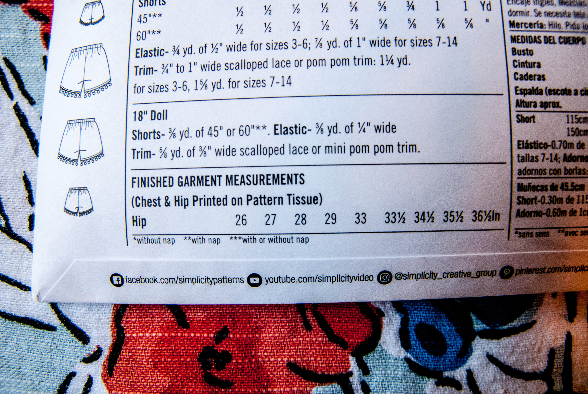 How to read a sewing pattern by pincutsewstudio.com