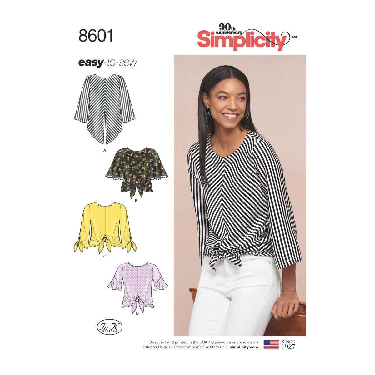 Simplicity pattern 8601