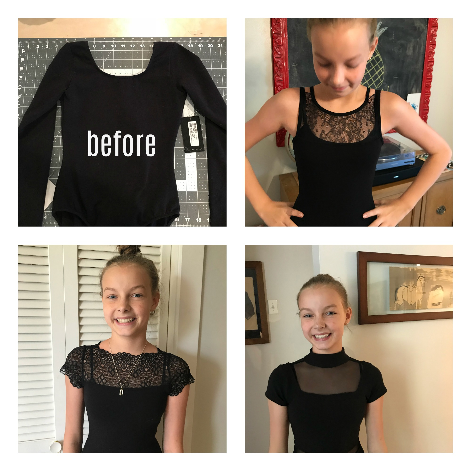 Sewing Dancewear by Nikki at Pin, Cut, Sew studio