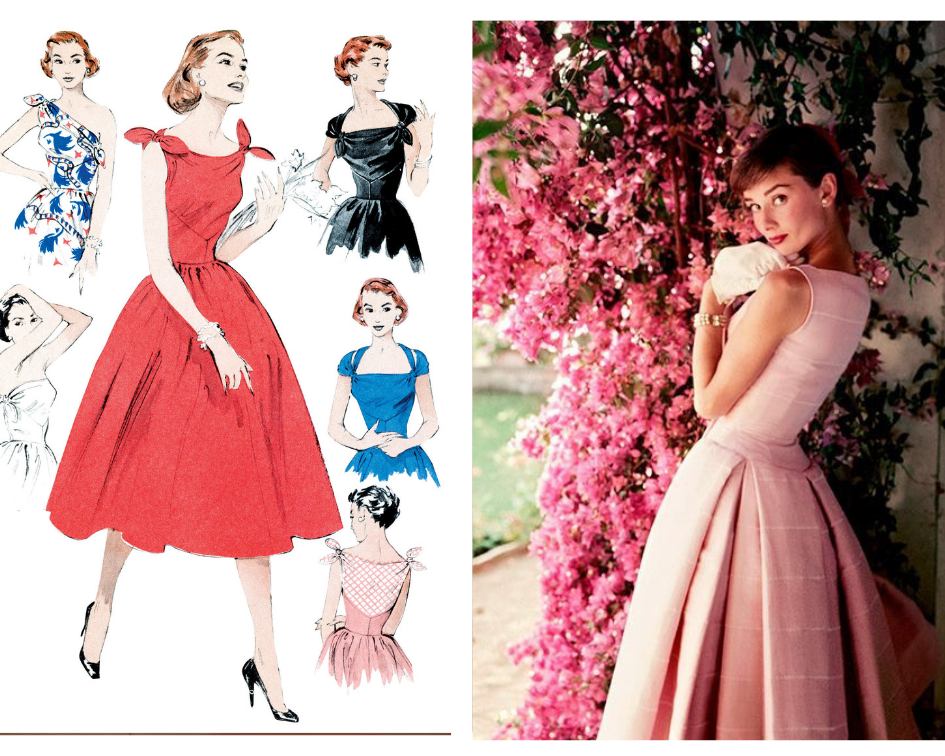 Retro Butterick