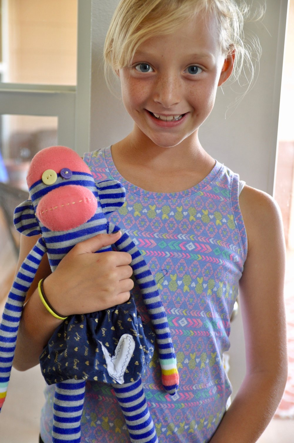 How to Make a Sock Monkey - Video Tutorial