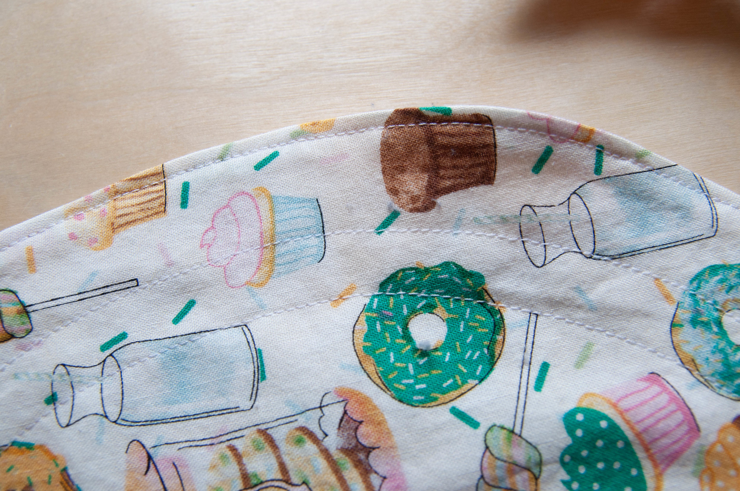 Pouch sewing tutorial