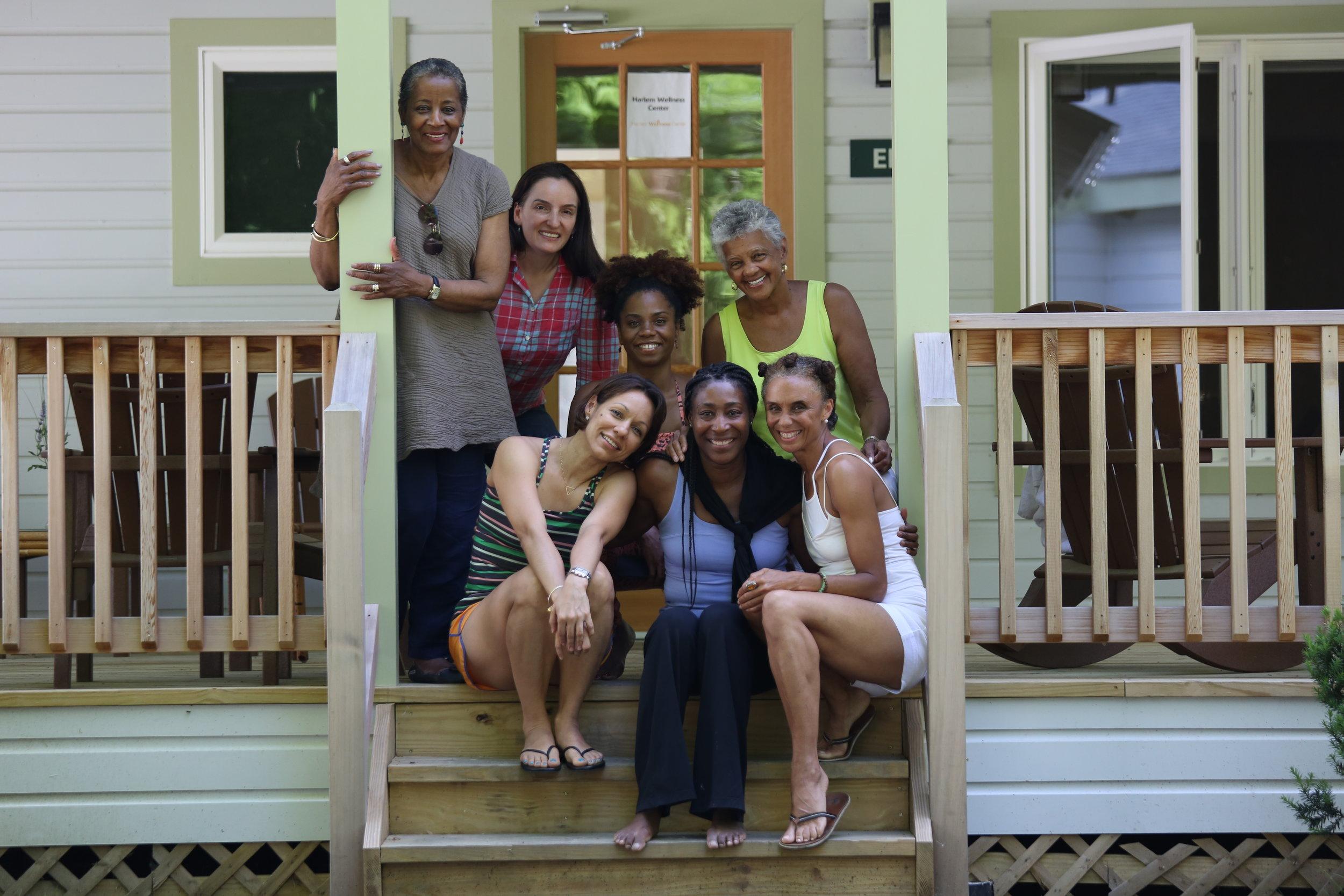 Photo Courtesy of Omega Institute for Holistic Studies, Rhinebeck, NY, eOmega.org