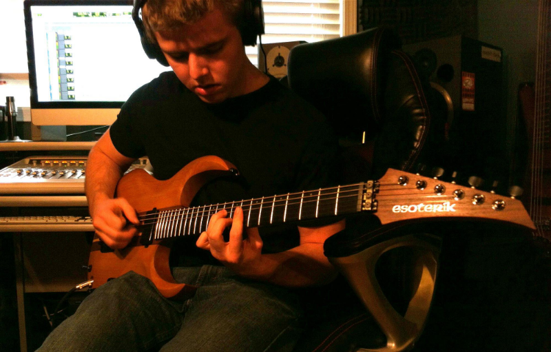 """DYLAN FURR BAND     -Dylan Furr    Dylan Furr began playing guitar at age 10 and wrote his own music from the first year. At age 12, he started producing and recording multiple instruments, as well as mixing them.Dylan formed one of his first bands, Mirrored, while at OCHSA. Dylan was the primary composer for Mirrored's music, which featured odd time signatures, fast tempos, strange keys (sometimes a-tonal),and other interesting attributes. Mirrored played at many venues including opening for MetalFest V.After a couple years,Dylan started his self-titled one-man-band to create original progressive music.The Dylan Furr band's debut album,Isolated, became an immediate sensation getting 9+out of 10 by multiple reviewers and earning comments about his """"full throttle"""" playing and """"impressive originality."""" Following the release of his fast-tempo (300 BPM) single release, """"Changing Realms,""""Dylan gained additional respect in the guitar community.Reviewers have called his work """"utterly mesmerizing"""" and """"mind-blowing.""""With only a few exceptions by invited guests, Dylan writes 100% of the parts, plays all the instruments for recording (except drums which he programs),and performs all of the vocals, along with fully mixing and mastering all his own videos and albums."""
