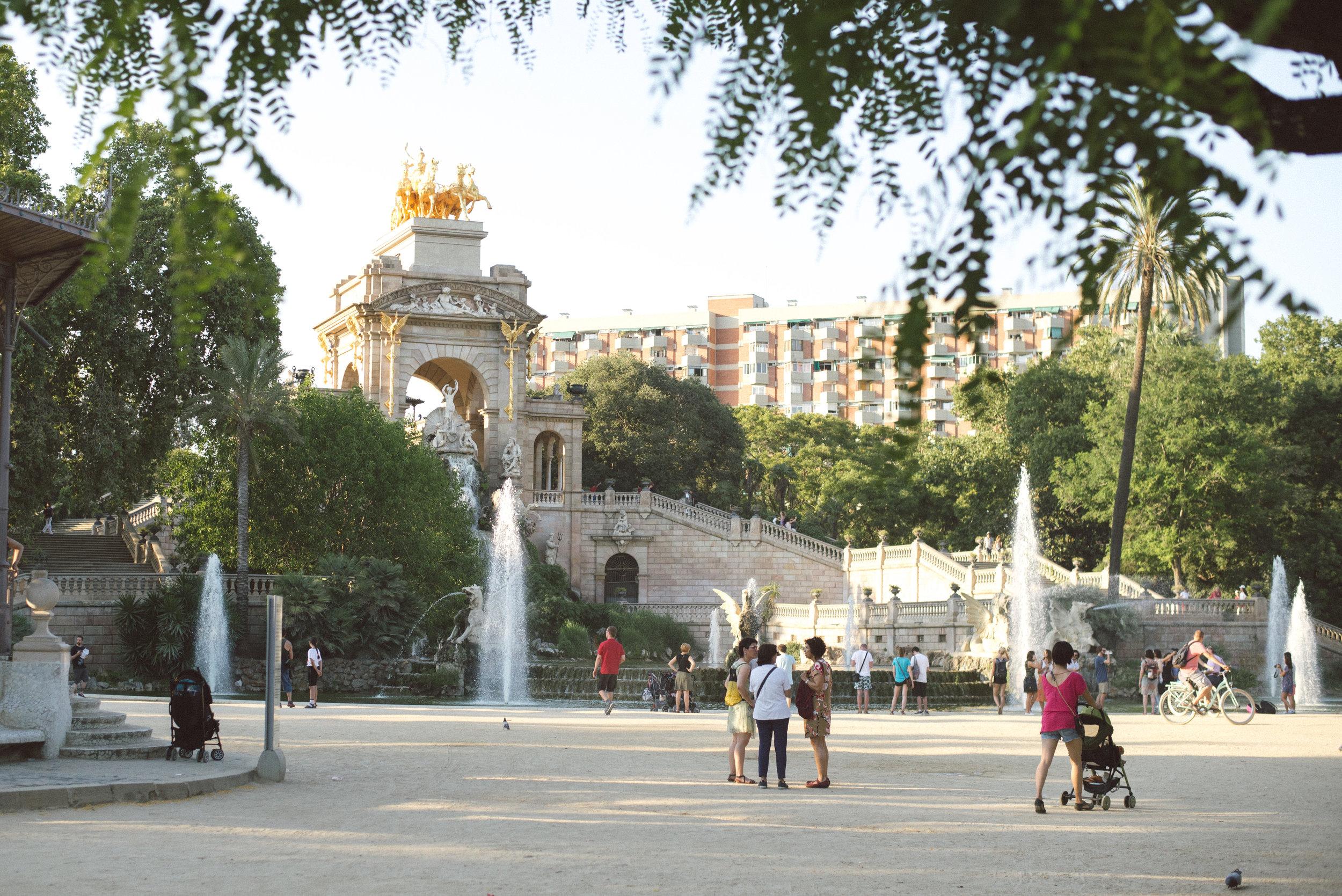 Barcelona-Spain-Europe-Travel-Park