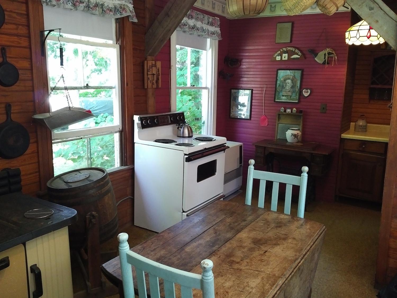 Lakeside Camp Kitchen