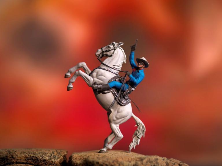 History, The Lone Ranger