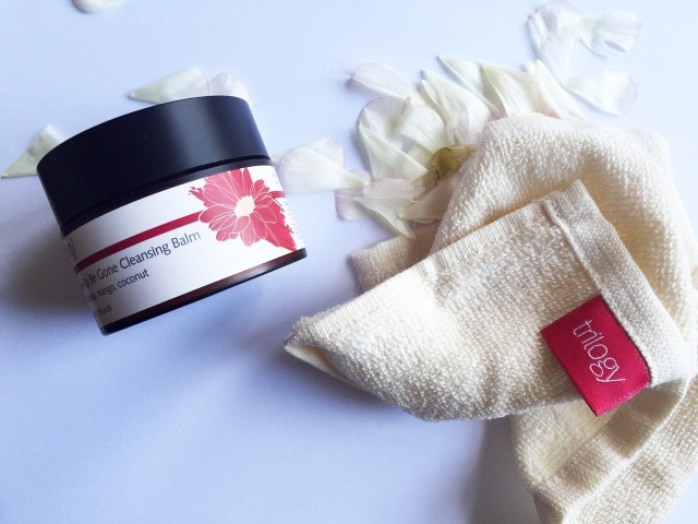 trilogy cleansing balm review liv lundelius natural beauty expert sydney green makeup artist
