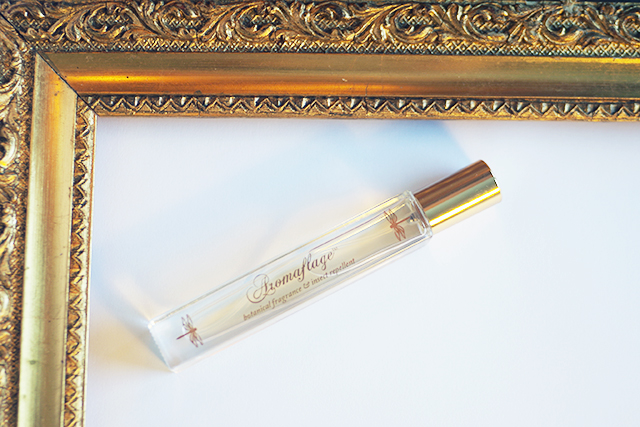 Aromaflage fragrance Review Liv Lundelius Natural Beauty Expert