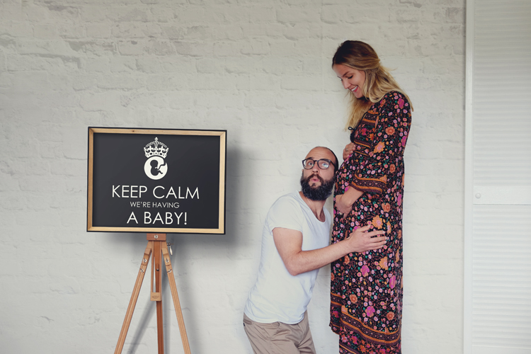 Liv Dave Pregnancy Announcement We are having a baby