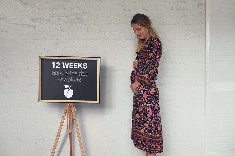 Blogger Pregnancy Announcement We Are having a baby Liv Lundelius Liv Life Mag