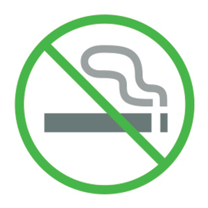 Be Smoke-free