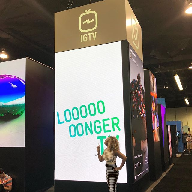 More video content is uploaded in 30 days than the major U.S. television networks have created in 30 years. Of that video content...72 hours of video gets uploaded to YouTube every 60 seconds. And then boom....Instagram announces IGTV as we get ready to start up at VidCon! . The landscape is changing so quickly you have to be able to hop on opportunities when they come and stay on top of changes as they happen. We're excited to see what we can help our clients create on this new platform! #VIDCONUS #VIDCON2018