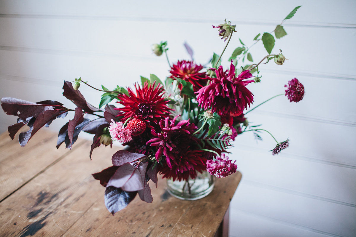 Florist Daylesford Wedding Event Bouquet Little Church Springhill Country Wedding Flowers Styling Bridal