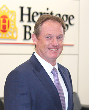 Darren Stephens, Chief People Officer