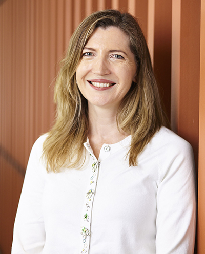 Fiona Monfrooy, ING Australia Executive Director, Human Resources