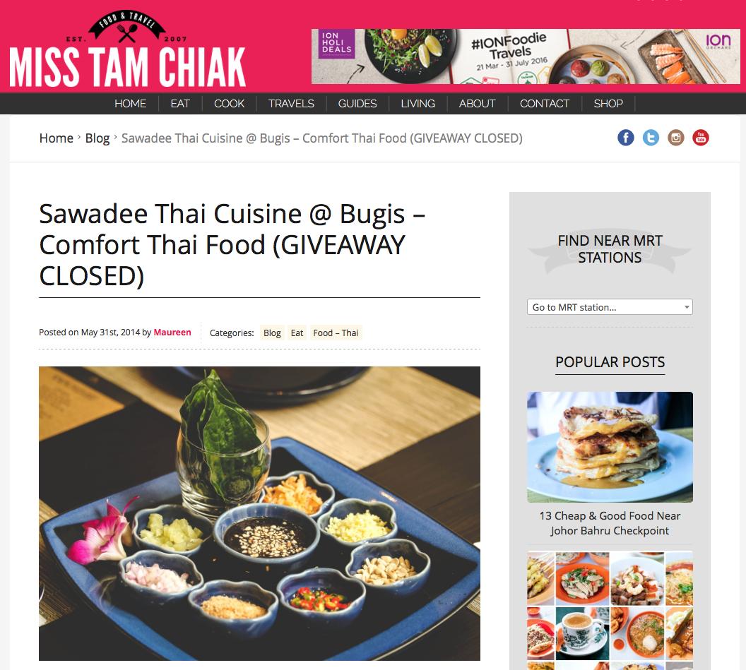 miss tam jiak Sawadee thai Cuisine.png