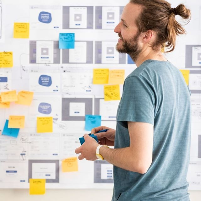 Having fun while working hard! New wireframe designs for a great UI project.⠀ ⠀ #programming #website #web #mobile #developer #ux #ui #userinterface #userexperience #uidesign #interface #uxdesign #appdesign #dribbble #webdesign #behance #app #itb #designstudio #designlife #productdesign #designinspiration #industrialdesign #designporn #designlovers