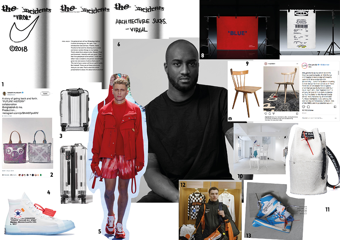 Louis Vuitton, collection, off-white, Virgil abloh, livre, Londres, Paris, fashion, mode, actu