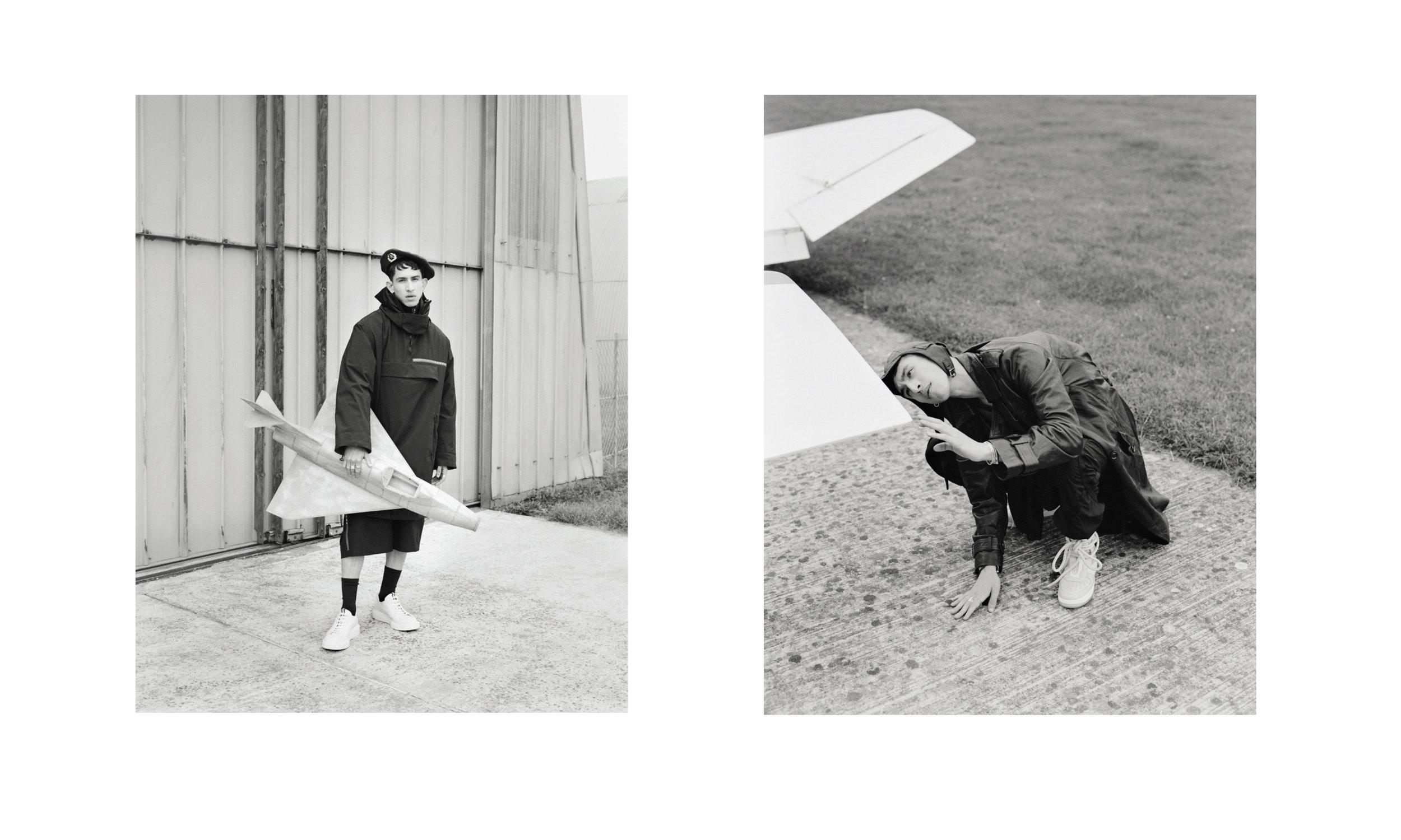Manteau homme Prada sur Matchesfashion.fr manteau en cuir Zadig & Voltaire