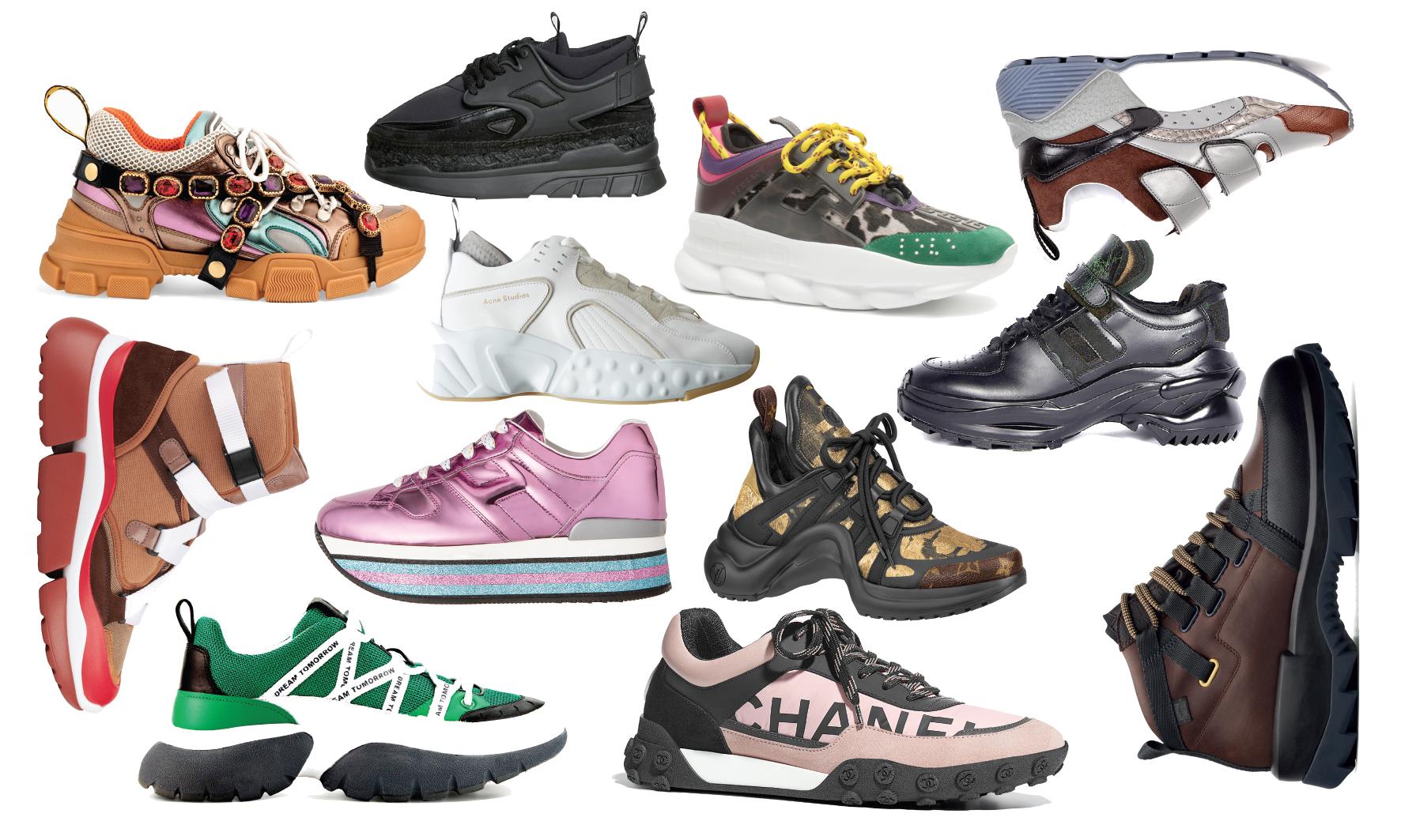 Dernières nouveautés mode fashion baskets