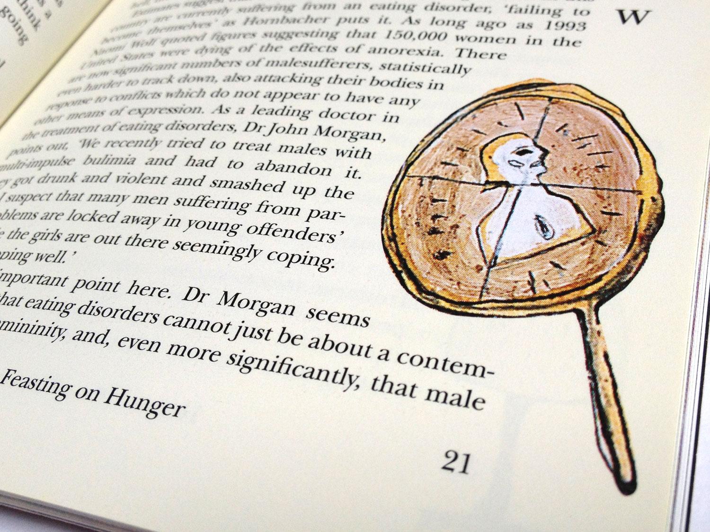 Feasting on Hunger spot Illustration