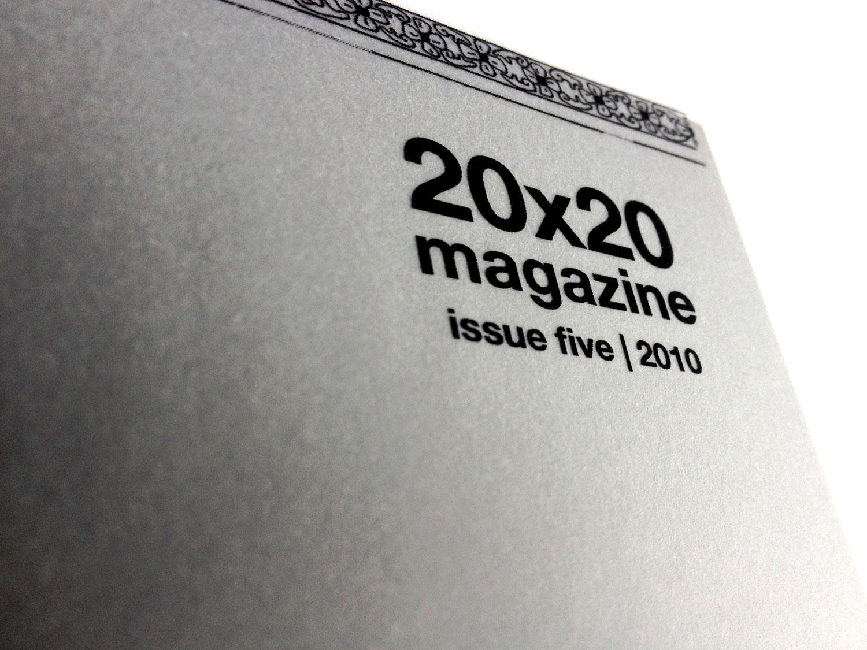 20x20 Magazine